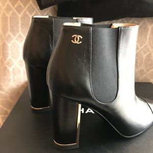 CHANEL Booties
